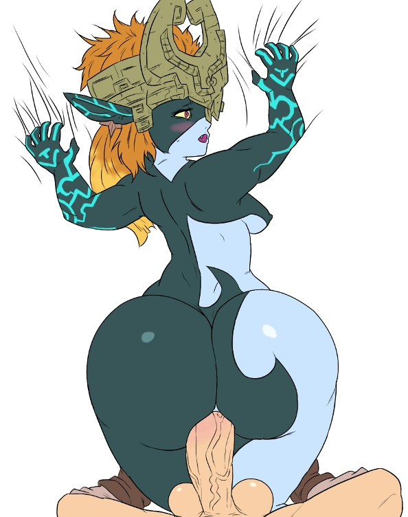 Midna Anal