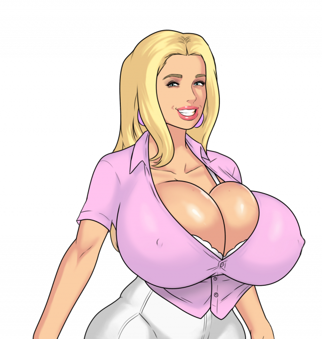 Cartoon futanari big ass